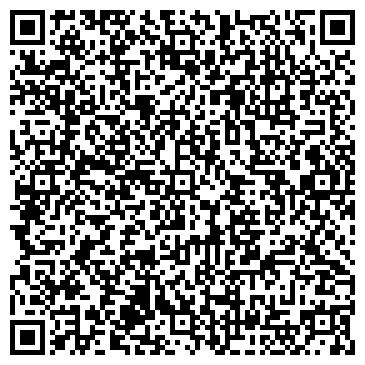 QR-код с контактной информацией организации RADOSTЬ (Радость), ИП