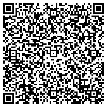 QR-код с контактной информацией организации Кадрофф, ООО