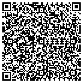 QR-код с контактной информацией организации Экорес