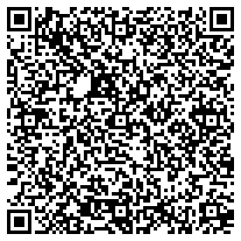 QR-код с контактной информацией организации МОТОДРАЙВ, ЖУРНАЛ