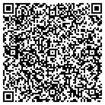 QR-код с контактной информацией организации КазИнвестБанк, АО