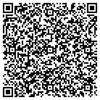 QR-код с контактной информацией организации Детский мир, ВБФ