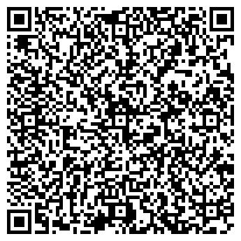 QR-код с контактной информацией организации «Финансы Плюс»
