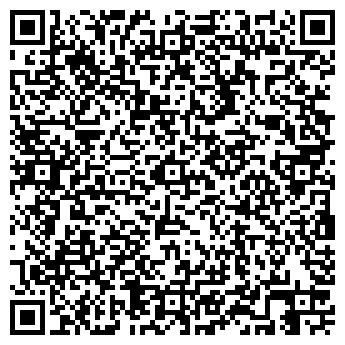 QR-код с контактной информацией организации ГК Каштан 2000