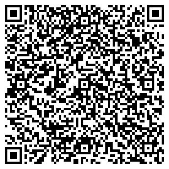 QR-код с контактной информацией организации ЧП. Петров