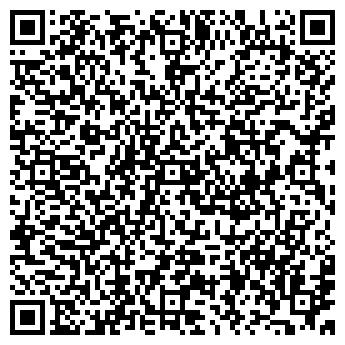 """QR-код с контактной информацией организации Автосалон """"Блиц Авто"""""""