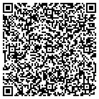QR-код с контактной информацией организации Банк Первый, ПАО