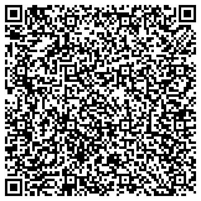 QR-код с контактной информацией организации Всеукраинский Банк Развития, ПАО (Харьковская дирекция)