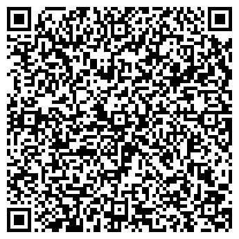 QR-код с контактной информацией организации Авант-банк, ПАО
