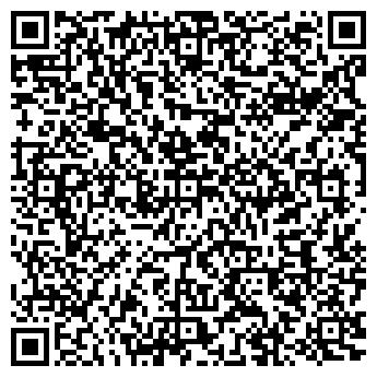 QR-код с контактной информацией организации Формула Кредит, ООО