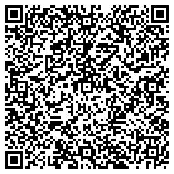 """QR-код с контактной информацией организации АТ """"Метабанк"""""""