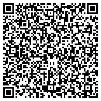QR-код с контактной информацией организации GARDEN BABY