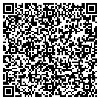 QR-код с контактной информацией организации Нурбанк