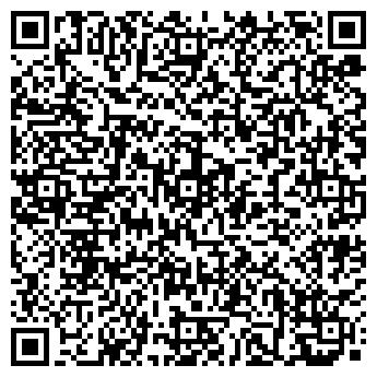 QR-код с контактной информацией организации Банк