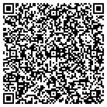 QR-код с контактной информацией организации Прадед О.В., ФЛП
