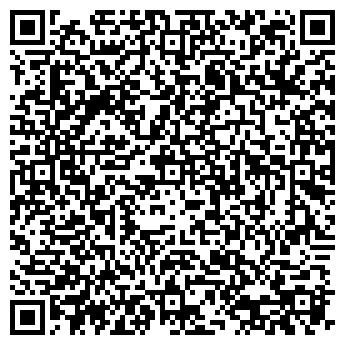 QR-код с контактной информацией организации Аманита Груп, ООО