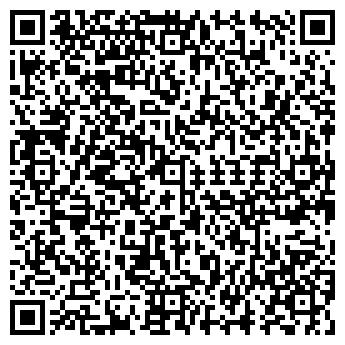 QR-код с контактной информацией организации КиноДом, ООО