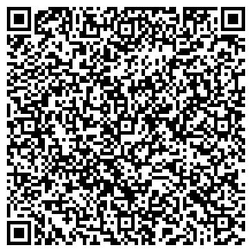 QR-код с контактной информацией организации КредитИнформ Украина, ООО
