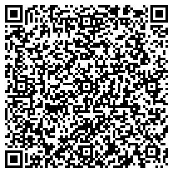 QR-код с контактной информацией организации ТехноЛизинг, ТОО