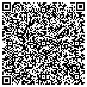 QR-код с контактной информацией организации Лизинг Групп, АО
