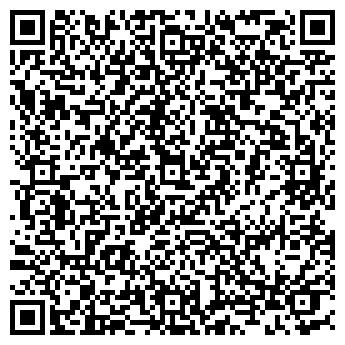 QR-код с контактной информацией организации Финлизинггруп, ООО