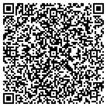 QR-код с контактной информацией организации СПК Меридиан, ОАО
