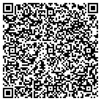QR-код с контактной информацией организации Лизинг, ОДО