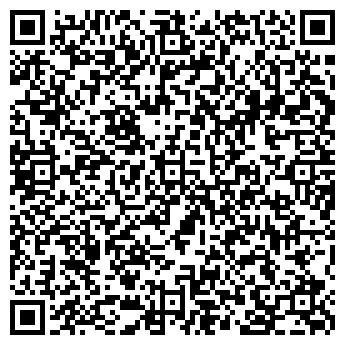 QR-код с контактной информацией организации Еврофинанс, ЗАО