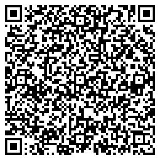 QR-код с контактной информацией организации КАТРАН-95, ЗАО