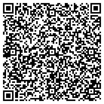 QR-код с контактной информацией организации Финансовый клуб, ООО
