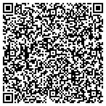 QR-код с контактной информацией организации АГ Интерфинанс, ЧП
