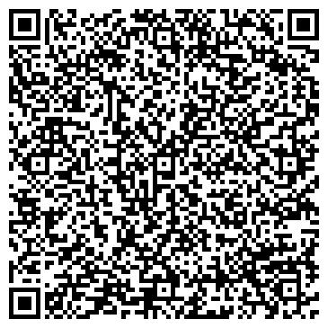 QR-код с контактной информацией организации Инфокурсы, ЧП