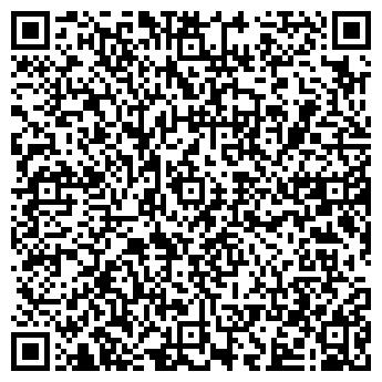 QR-код с контактной информацией организации Профитренинг, ТОО
