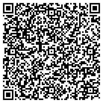 QR-код с контактной информацией организации ИНТЕРРЕСУРСЫ IZOPEN