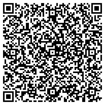 QR-код с контактной информацией организации Кнопочка, ИП
