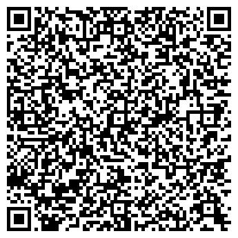 QR-код с контактной информацией организации Door to Future,ТОО