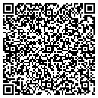 QR-код с контактной информацией организации Global IT