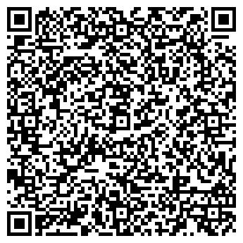 QR-код с контактной информацией организации Финансовый Ажур, ООО