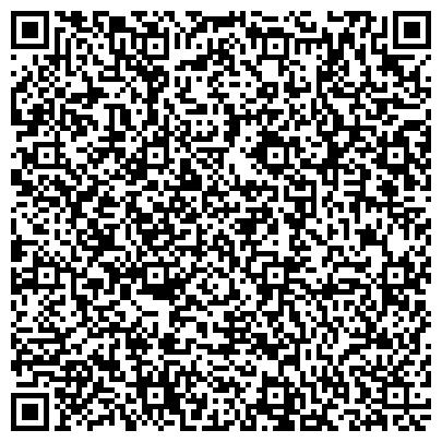 QR-код с контактной информацией организации Фонд фундаментальных исследований республиканский Белорусский