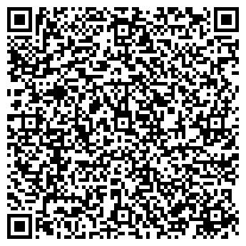 QR-код с контактной информацией организации Внешаудит, ЧП