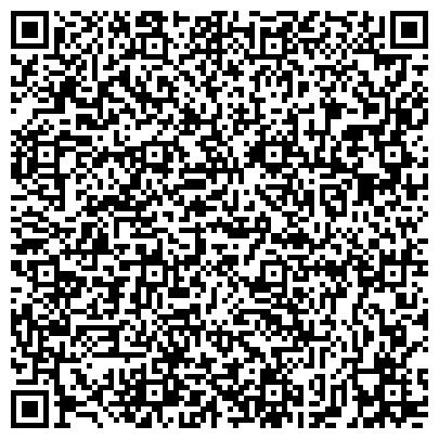 QR-код с контактной информацией организации Бюро переводов города Витебска