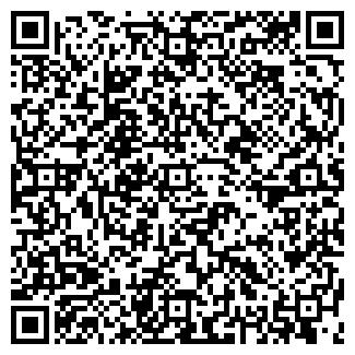 QR-код с контактной информацией организации ТРИК, ЧП
