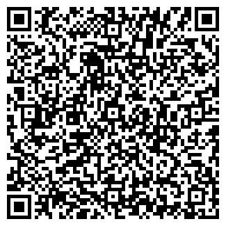 QR-код с контактной информацией организации PartnerKlub