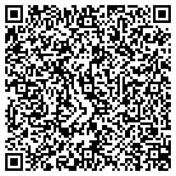 QR-код с контактной информацией организации KLM ROYAL DUTCH AIRLINES