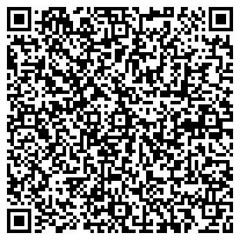 QR-код с контактной информацией организации TURKISH AIRLINES, ПРЕДСТАВИТЕЛЬСТВО