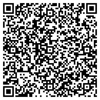 QR-код с контактной информацией организации БПМП «БАРС»