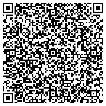 """QR-код с контактной информацией организации БІЗНЕС КЛУБ """"РЕЄСТРАТОР"""""""
