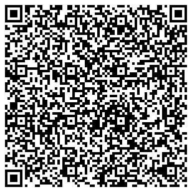 QR-код с контактной информацией организации ПрАО Киевская фасовочно картонажная фабрика