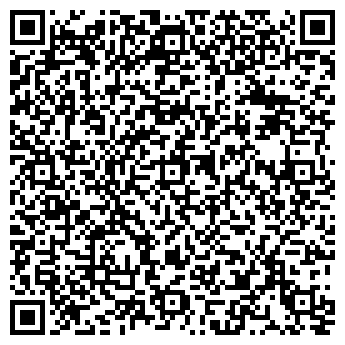 QR-код с контактной информацией организации Призма, ЧП