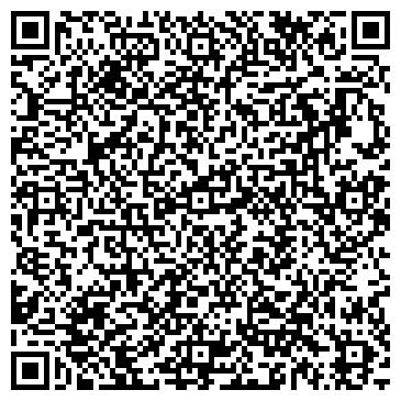 QR-код с контактной информацией организации Адвокатское бюро Топаловой Е.Е., СПД